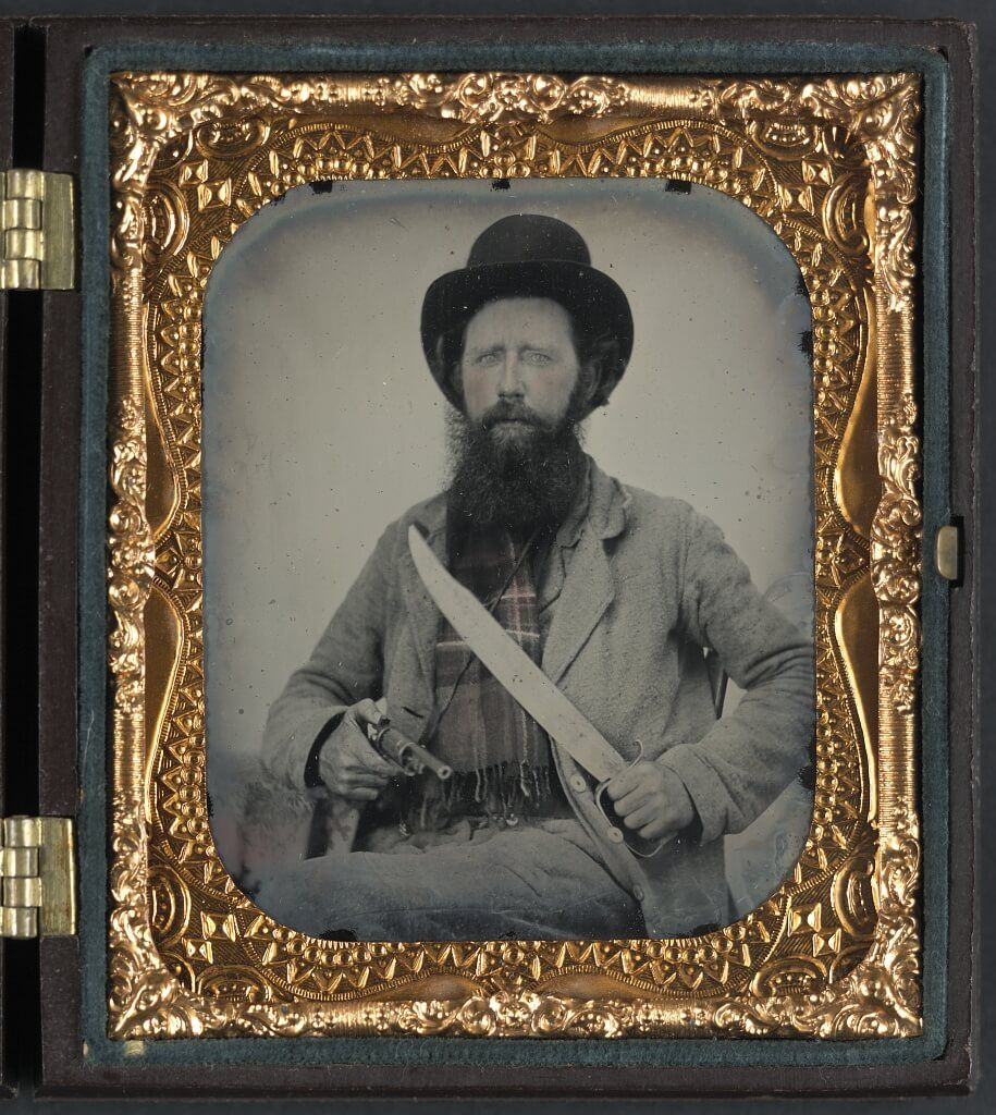Soldado confederado 6.º Regimiento Texas Guerra de Secesión