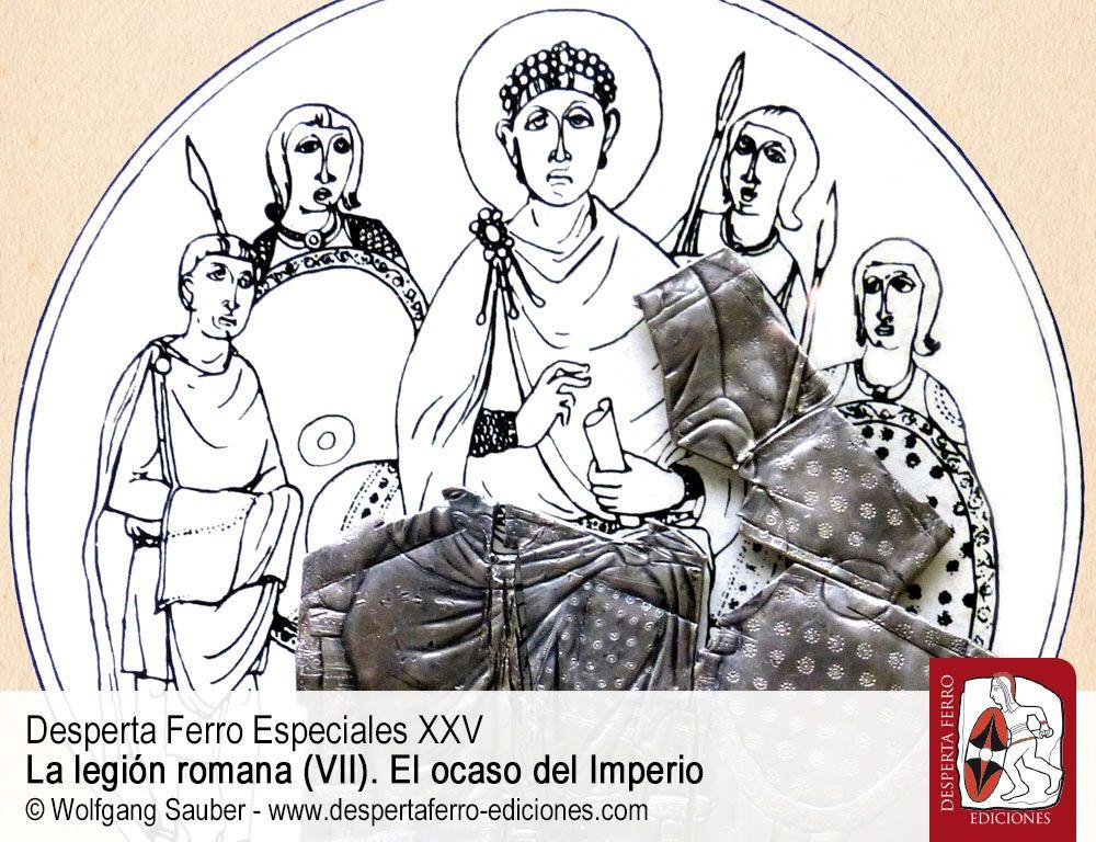 Las causas militares de la caída del Imperio romano de Occidente por Michael Kulikowski (Penn State University)