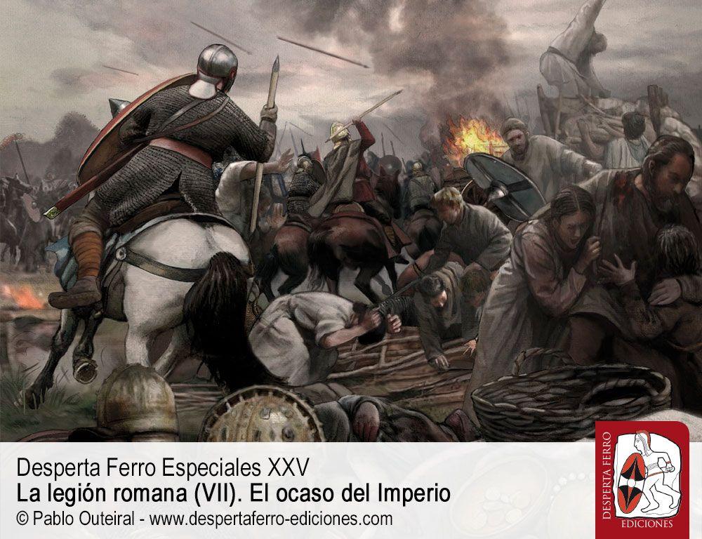 Cuando la sangre era más valiosa que el oro. La batalla de Pollentia por José Soto Chica (Universidad de Granada)