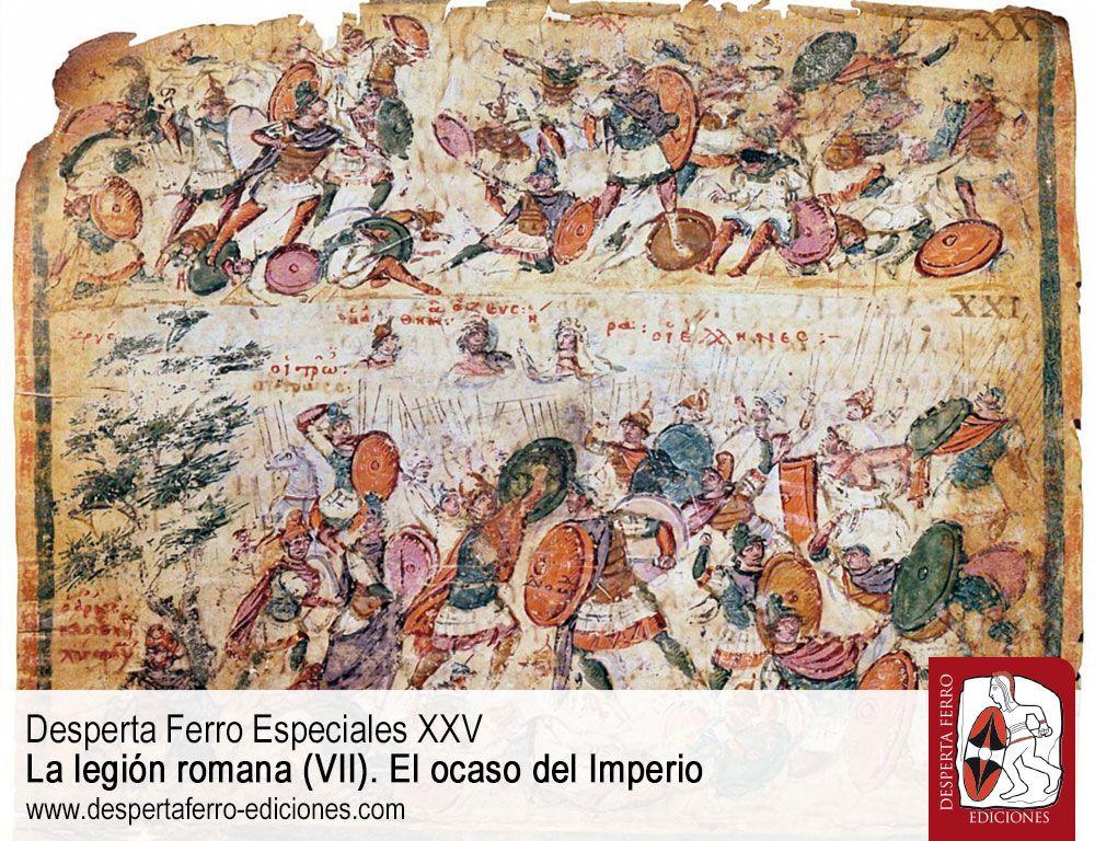 El superviviente. El Ejército romano de Oriente por Philip Rance (Freie Universität Berlin)