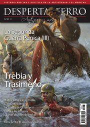 La Segunda Guerra Púnica (III) batalla de Trebia y lago Trasimeno