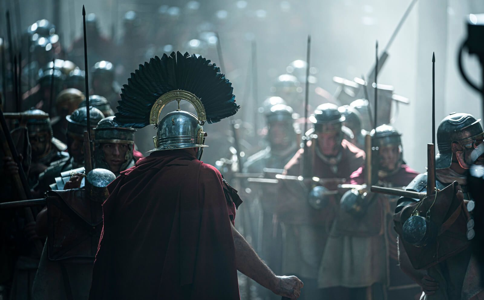 romanos Barbaren Netflix
