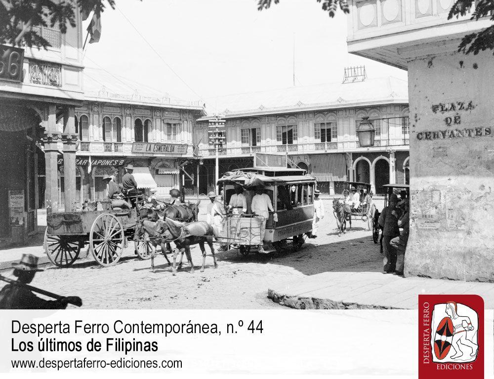 La herencia española en Filipinas por Miguel Luque Talaván (Universidad Complutense de Madrid)