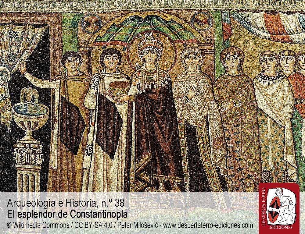 Teodora. El alma del Imperio por José Soto Chica (UGR)